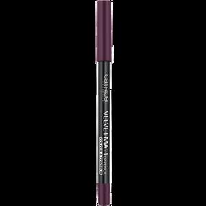 Bild: Catrice Velvet Matt Lip Pencil Colour & Contour tasty aubergine