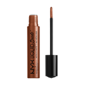 Bild: NYX Professional Make-up Liquid Suede Metallic Matte new era