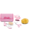 Bild: Chicco Kulturtasche mit Inhalt rosa