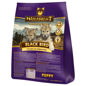 Bild: Wolfsblut Black Bird Puppy