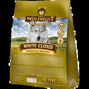 Bild: Wolfsblut White Cloud Active
