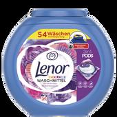 Bild: Lenor 3in1 Pods Colorwaschmittel Strahlendes Blütenbouquet