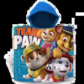 Bild: Disney's Badeponcho Paw Patrol blau