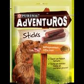 Bild: AdVENTUROS Büffelgeschmack Sticks