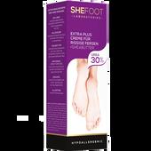 Bild: SheFoot Extra Plus Creme für rissige Fersen
