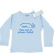 Bild: VIB Very Important Baby Babyshirt blau
