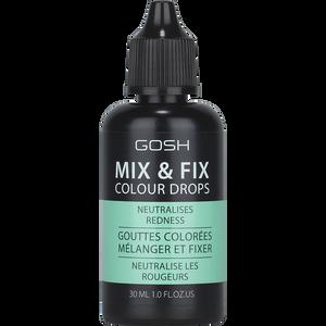 Bild: GOSH Mix & Fix Colour Drops Neutralises Redness