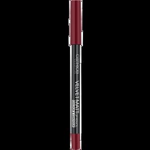 Bild: Catrice Velvet Matt Lip Pencil Colour & Contour i feel so allured