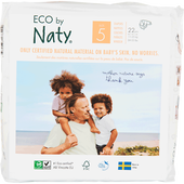 Bild: Eco by Naty Windeln Größe 5