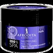 Bild: AFRODITA Cosmetics Salzpeeling Arganöl & Ätherisches Lavendelöl & Totes-Meer-Salz