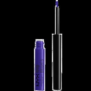 Bild: NYX Professional Make-up Vivid Brights Liner violet