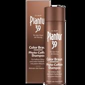Bild: Plantur 39 Phyto-Coffein Shampoo Color Braun