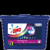 Bild: OMO Ultimate Power Caps Waschmittel Color & Care