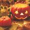 Bild: Paper + Design Servietten Smiling Pumpkin