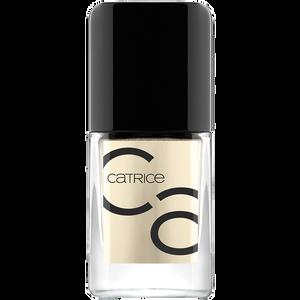 Bild: Catrice ICONails Gel Lacquer Nagellack Creme weiß