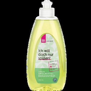 Bild: BI HOME Spülmittel Konzentrat Limette