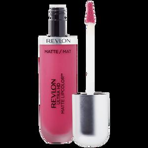 Bild: Revlon Ultra HD Matte Lip Color 600 hd devotion