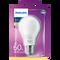 Bild: PHILIPS LED Lampe 60W E27 matt