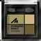 Bild: MANHATTAN Eyemazing Effect Eyeshadow green piece