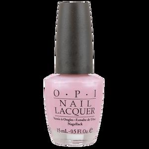 Bild: O.P.I Nail Lacquer rosy future