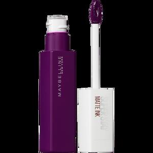 Bild: MAYBELLINE SuperStay Matte Ink Liquid Lipstick 40 believer