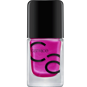 Bild: Catrice ICONails Gel Lacquer Nagellack all's well that ends pink