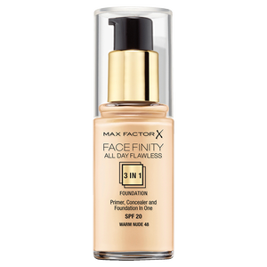Bild: MAX FACTOR Facefinity All day flawless 3in1 Foundation warm nude