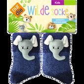 Bild: nur die Kinder Wilde Socke Elefant