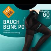 Bild: nur die Bauch-Beine-Po Strumpfhose 60 DEN schwarz