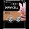 Bild: DURACELL Speciality 2032 Lithium-Knopfzellen 3 V