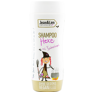 Bild: Jean&Len Shampoo Hexe mit Zauberformel