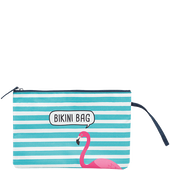 Bild: LOOK BY BIPA Flamingo Bikini Bag
