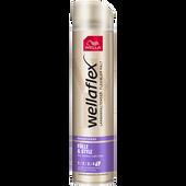 Bild: WELLA wellaflex Fülle & Style Haarspray ultra starker Halt
