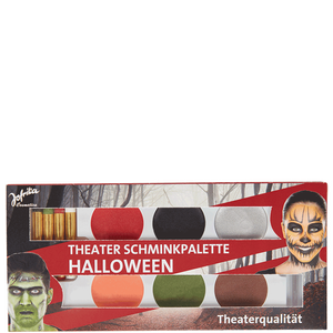 Bild: Jofrika Theater Schminkpalette Halloween