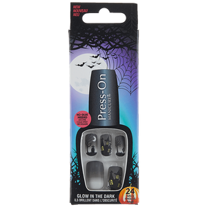 Bild: KISS Broadway Nails Press On Halloween candy apple