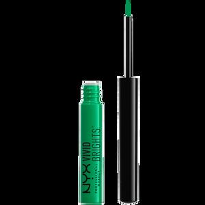 Bild: NYX Professional Make-up Vivid Brights Liner envy