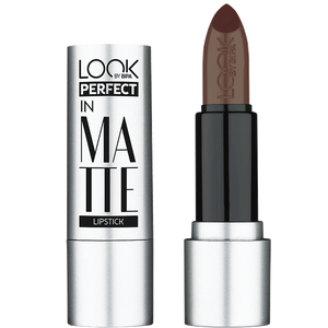 Bild: LOOK BY BIPA Perfect in Matte Lippenstift mahogony chic