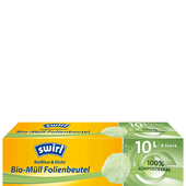 Bild: swirl Bio-Müll Folienbeutel 10 Liter