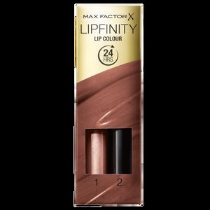 Bild: MAX FACTOR Lipfinity Lip Colour caffeinated