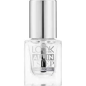 Bild: LOOK BY BIPA All in 1 Step Nagellack my invisible friend