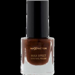 Bild: MAX FACTOR Max Effect Mini Nagellack coffee brown