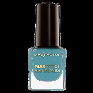 Bild: MAX FACTOR Max Effect Mini Nagellack hawaiian blue