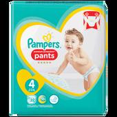 Bild: Pampers Premium Protection Pants Gr. 4 (9-15kg) Value Pack