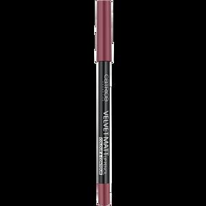 Bild: Catrice Velvet Matt Lip Pencil Colour & Contour sweet like sugarplum