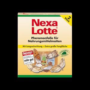 Bild: Nexa Lotte Pheromonfalle für Nahrungsmittelmotten