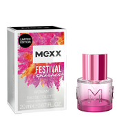 Bild: Mexx Festival Splashes Woman Eau de Toilette (EdT)