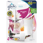 Bild: Glade GLADE ELECTRIC SCENTED OIL HOLDER Relaxing Zen
