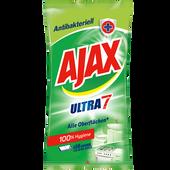Bild: Ajax Ultra 7 Reinigungstücher antibakteriell