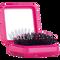 Bild: LOOK BY BIPA Taschenklappspiegel mit Bürste