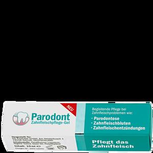 Bild: Beovita Parodont Zahnfleischpflege-Gel